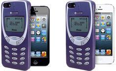Retro Nokia iPhone 5 Case