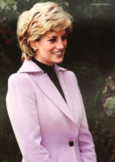 Princess Diana, in all her lovliness.