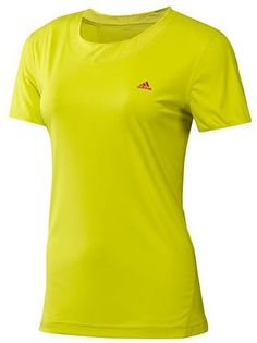 Adidas Women's Climaspeed Short Sleeve Tee Running « Clothing Impulse