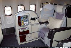 Old emirates first class
