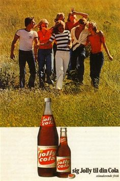 Say Jolly to your cola (Denmark,