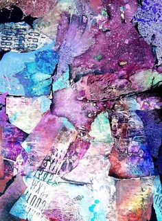 Sharon Blair Art and Design: August    www.sharonblair.com.au     - Art For Inspired Interiors           -  Mixed Media Artwork: Organic Abstract