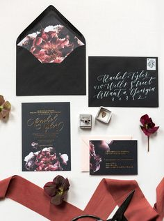 Ashley Woodson Bailey Invitation