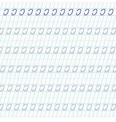 EDUCATIA CONTEAZA : ELEMENTE GRAFICE 20-29 Tracing Worksheets, Preschool Worksheets, Handwriting, Diy And Crafts, Digital Art, Writing Practice, Learning To Write, Rings, Lyrics