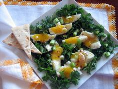 Gaziantep Style Egg Salad - turkish kitchen - recipe and how-to