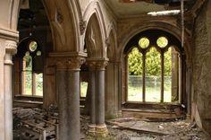 Hafodunos Hall - Llangernyw, North Wales