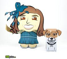 Diseño personalizado de MINIgotes.com