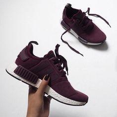 Sneakers femme - Adidas NMD (©honeybelleworldblog)