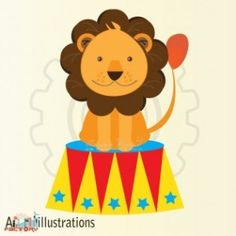 Circus party on pinterest circus party big top and for Les lions du meuble