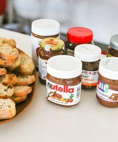 The Nutella Taste Test: We Tried Every Chocolate-Hazelnut Spread and Ranked Them