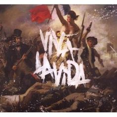 Coldplay - Viva La Vida LP own it on CD. I love Coldplay. Have 4 cd's of their excellent music. Chris Martin is a cutie. Coldplay Album Cover, Coldplay Songs, Music Album Covers, Music Albums, Parachutes Coldplay, Chris Martin, Michael Buble, Album Covers, Songs