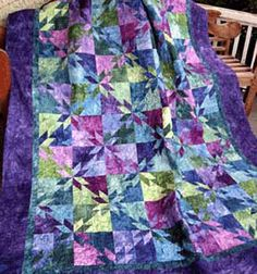 Orion Star Quilt Kit