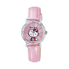 Watch Citizen Q&Q Hello Kitty made in Japan, you can buy direct from Japan