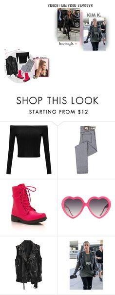 """""""simple."""" by carmenw-42 ❤ liked on Polyvore featuring CO, Cheap Monday, Vans, OKA and Shabby Chic"""