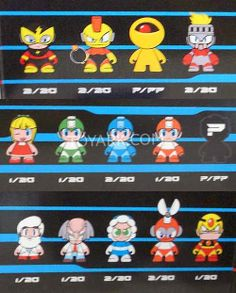 #onTOYSREVIL: #MEGAMAN by @Kidrobot @ #NewYorkToyFair 2014