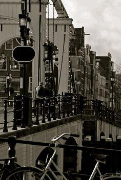 "Amsterdam Magere Brug (""Skinny Bridge"") By: Lisette Eppink"