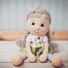 Toys by Alla Chernous, и прочие полезности | VK
