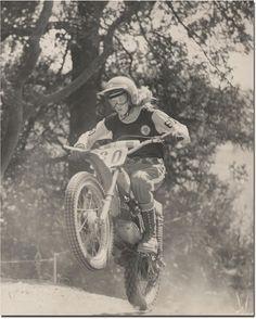 womenwhoride:  Dee Harper, Motocross Woman