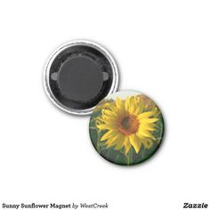 Sunny Sunflower Magnet Thank you, to the buyer in Australia!