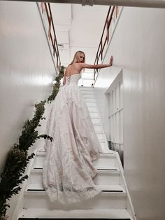 """Jack Sullivan's Winter 2017 Collection features bold geometric patterns, long sleeves, and lovely lace . """"Belle"""" by Jack Sullivan Designer Wedding Gowns, Wedding Attire, Wedding Dresses, Bridal Collection, Dream Wedding, Geometric Patterns, Winter 2017, Elegant, Lace"""