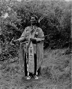 Ghost Bear - Yanktonai (Crow Creek Band) - 1909