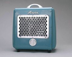 Vintage Alvin Electric Heater