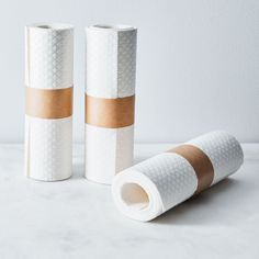 Composting Hacks Reusable Paper Towel Roll (Set of - Conservation, Paper Towel Rolls, Paper Towels, Prefab Homes, Sustainable Living, Sustainable Products, Sustainable Practices, Food 52, Towel Set