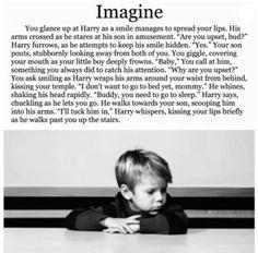 Imagine and harry styles bild harry styles family, harry styles baby, one direction harry One Direction Facts, One Direction Imagines, One Direction Videos, One Direction Harry, One Direction Pictures, Harry Styles Imagines Darcy, Cute Imagines, Harry Styles Memes, Harry Styles Photos