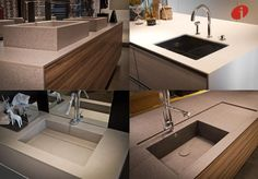 iTOPKer range of #porcelain #countertops offers you endless decorative possibilities.