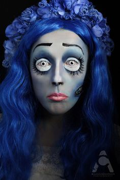 Halloween makeup:   Corpse Bride by Amanda Chapman https://www.facebook.com/amandachapmanphotography