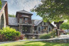 Julia + Sihan's Stoneridge Wedding | Queenstown Wedding Packages Cabin, House Styles, Wedding, Home Decor, Mariage, Homemade Home Decor, Weddings, Interior Design, Cottage