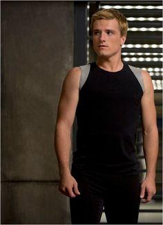 Hunger Games - L'embrasement : Photo Josh Hutcherson