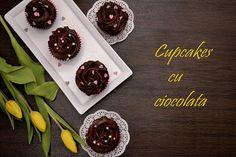 Cupcakes cu ciocolata-Reteta Video. Reteta buna de cupcakes. Concurs Dr.Oetker. #impartecevabun si #cupcakesbucatareselevesele Desert rapid cu ciocolata