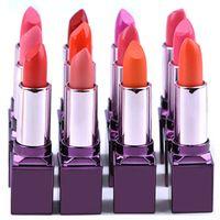 Nuevo llega Marca Magia Lipstick humedad mate maquillaje Lápiz labial de larga duración Lip Pencil Bruto Costmestic Maquillaje Labios Herramientas