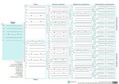 Plantillas gratuitas para hacer tu árbol genealógico Sheet Music, Deco, Ideas Para, Shape, Family Tree Templates, Free Stencils, Family Tree Art, Family Names, Plants