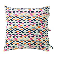SOMMAR 2017 Cushion cover IKEA You can easily vary the look, because the two sides have different designs.