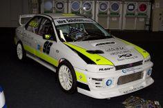 Rally Cars - Rally Cross - Subaru Impreza - 96