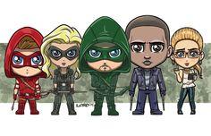 Lord Mesa-----Team Arrow