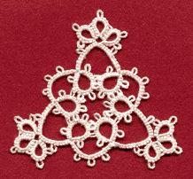 Triangular Medallion - Photo