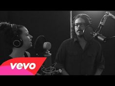"The Civil Wars, ""The One That Got Away"" Such a good song her voice is haunting love love love this band"