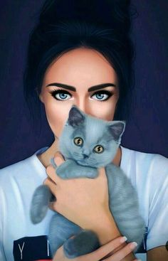 Girly_m IPhone 📱 Wallpaper Girly M, Art Anime Fille, Anime Art Girl, Girl Cartoon, Cartoon Art, Cat Eyes Drawing, Sarra Art, Cute Girl Drawing, Girly Drawings