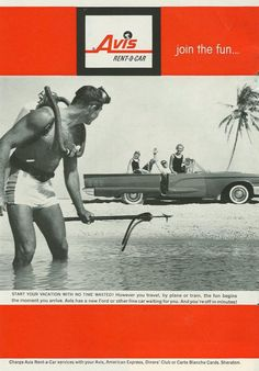 classic scuba advertisments - Google Search