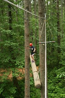 High Adventure Camp  (For campers entering 8th-12th grade)