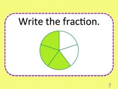 Fractions Review Powerpoint Presentation: 24 questions (GRADES 2-3) $