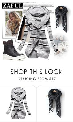 """""""Zaful ?lkid=8062"""" by fashion-addict35 ❤ liked on Polyvore featuring women's clothing, women's fashion, women, female, woman, misses and juniors"""