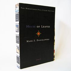 House of Leaves by Mark Z. Danielewski.  It will mess with your head in the best way possible.  Read it while listening to his sister Poe's album, Haunted.  It's inspired by the book.