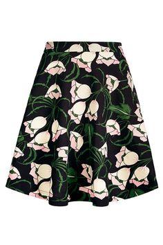 Louche Billie Sue Flower Skirt