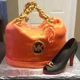 Afbeeldingsresultaat voor michael kors handbag cakes