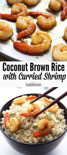 Coconut Curry Shrimp on Pinterest | Fish Curry, Spicy Peanut Noodles ...