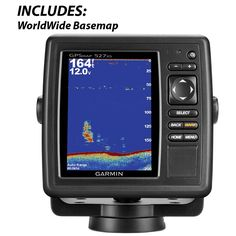 garmin gpsmap® 741xs gps chartplotter/sounder combo | products, Fish Finder